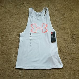 Under Armour ladies athletic small tank top